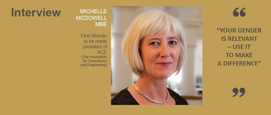 Michelle McDowell Interview Banner