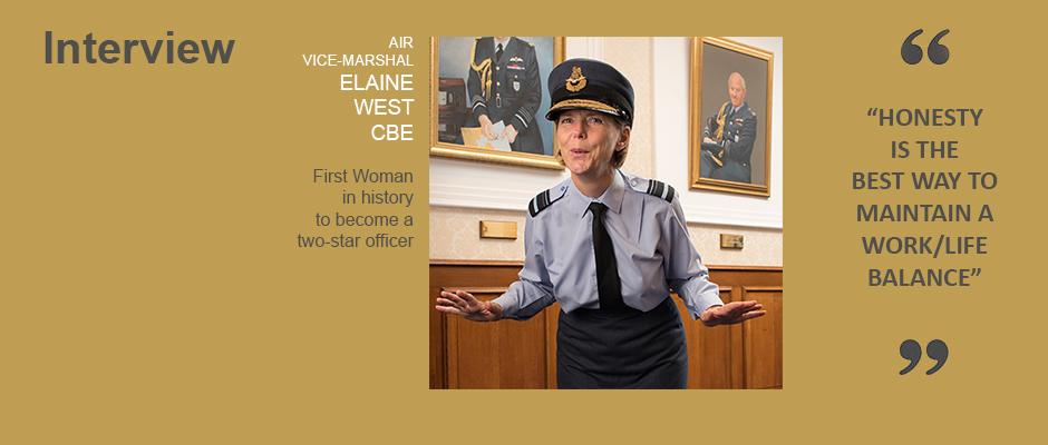 AVM Elaine west Interview